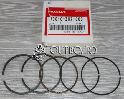 Кольца поршневые STD  Honda BF 5(13010-ZH7-003), Outboard